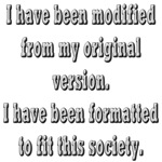 Modified by Conformity