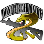 Don't Tread On Me - AR-15