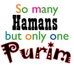 So Many Hamans, only One Purim -Party