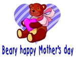 Beary happy Mother's day