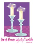 Jewish Women Light Up Your Life