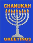 Greetings for Hanukkah