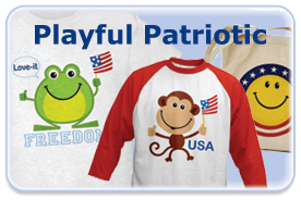 Playful Patriotic