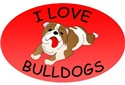 I Love Bulldogs