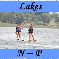 Lakes N -- P