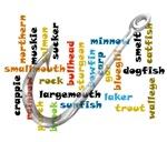Wordle Fish Words