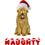 Naughty Goldendoodle T-Shirts