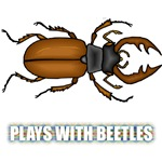 Plays With Beetles