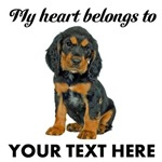 Personalized Gordon Setter T-Shirts