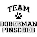 Team Doberman Pinscher
