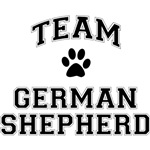 Team German Shepherd T-Shirt