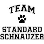 Team Schnauzer T-Shirts