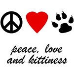 Peace Love and Kittiness