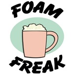 Foam Freak Mugs