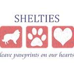 Sheltie Pawprints