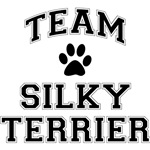 Team Silky Terrier T-Shirts