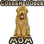 Goldendoodle Mom T-Shirts
