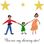Personalized Shining Star