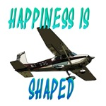 Hapiness is a Skyhawk