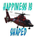 Happiness is an HH-65