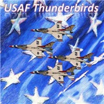 Thunderbirds, Flag