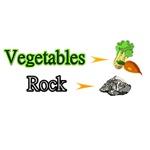 Vegetables Rock