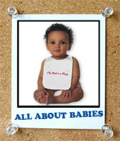 All about babies.