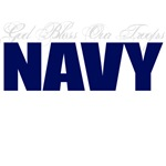 Navy God Bless Our Troops