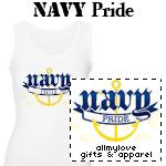 Navy Pride T-Shirts and Gifts