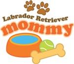 Labrador Retriever Mommy Tees and Hoodies