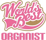 World's Best Organist Music Gifts