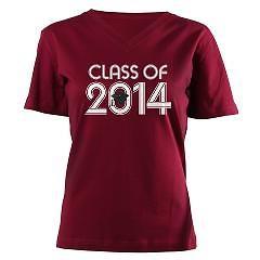Class of 2023 Grad Hat Logo T-shirts