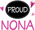Proud Nona Butterfly T-shirts and Gifts