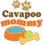 Cavapoo Mommy T-shirts and Gifts