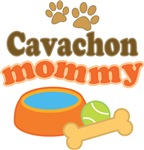 Cavachon Mommy T-shirts and Gifts