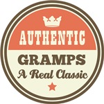 Authentic Gramps Vintage Gifts and T-Shirts