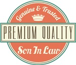 Premium Vintage Son In Law Gifts and T-Shirts