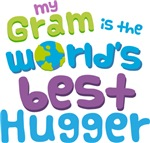 Gram Is Worlds Best Hugger
