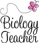 Biology Teacher School T-shirts
