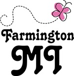 Farmington Michigan Tee Shirts and Hoodies
