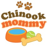 Chinook Mom T-shirts and Gifts