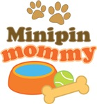 Minipin Mom T-shirts and Gifts