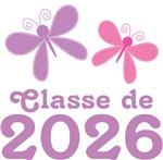 Classe de 2026 Graduation T-shirts