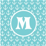 Monogram Personalized Anchor Gifts