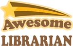 Awesome Librarian T-shirts