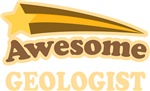 Awesome Geologist T-shirts