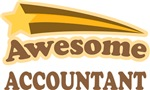 Awesome Accountant T-shirts