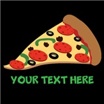 Personalized Pizza Lover T-shirts