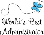 ADMINSITRATOR GIFTS - WORLD'S BEST