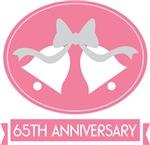 Anniversary Wedding Bell Keepsake Gifts